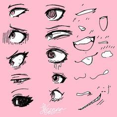 Hereina eyes ARTSTYLE