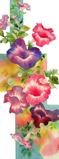 ❤Art※WaterColor❤ www.SeedingAbundance.com http://www.marjanb.myShaklee.com beautiful colours