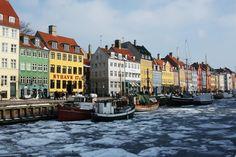 Copenhagen... Winter...