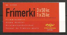 I S L A N D - HEFT MICHEL nr 909-10 - ,xx , (154) oppføring i Norge,Europa,Frimerker kategorien på eBid Norge.  http://skandinavian-stamps.ebid.net/