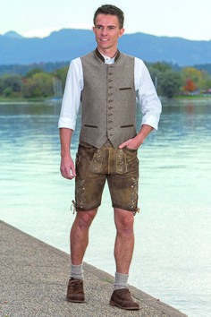 Lederhosen, Traditional Dresses, German, Vest, Hipster, Jackets, Style, Fashion, Deutsch