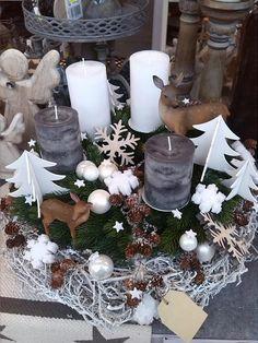 #Advent #Adventskranz #Natur auf Facebook gefunden