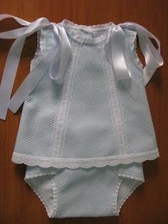 TODO EN PIQUE para bebe