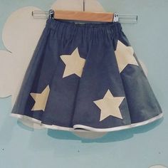 We've just added our Rock Star skirt to our etsy shop.