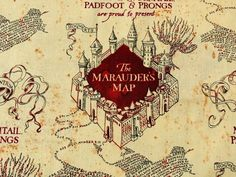 Harry Potter Fabric Beige Marauders Map Cotton Fabric Quilting Craft Cotton Tissu Harry Potter, Cadeau Harry Potter, Harry Potter Face, Harry Potter Fabric, Nursery Fabric, Marauders Map, Unicorn Face, Craft Club, Diy Sewing Projects