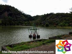 """MICHOACÁN MÁGICO te dice que a 2 km. de Tacámbaro encontraras la laguna de """" La Magdalena"""" la cual tiene una extensión de 700 m de diámetro y 13 m. de profundidad, sus aguas son dulces y su temperatura es mas bien baja, y en sus alrededores puedes pasear a caballo, acampara y practicar deportes acuáticos. BEST WESTERN DON VASCO PATZCUARO http://www.bwposadadonvasco.com.mx/"""