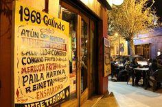 6 bons restaurantes não turísticos em Santiago do Chile