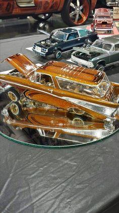Web Server's Default Page Lowrider Model Cars, Diecast Model Cars, Chevy Hot Rod, Model Cars Building, Chevy Nomad, Custom Hot Wheels, Plastic Model Cars, Model Hobbies, Model Cars Kits