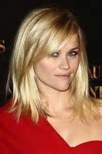 long angled bob with bangs - Bing Images