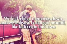 That 39 s my kinda night luke bryan lyrics for Jason aldean tattoos on this town lyrics