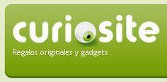 Buena tienda de gadets y #cosascuriosas http://www.curiosite.es