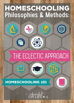 Homeschooling Philosophies and Methods: The Eclectic Approach. How to make it work for your family! Math Concepts, Charlotte Mason, Learning Through Play, Learning Spaces, Home Schooling, Learn To Read, Pre K, Social Studies, Curriculum