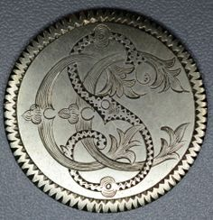 Love Token Engraved CCS CSC SCC on 1845 Liberty Seated Half Dollar 50c | eBay