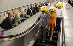 This TalkTalk Mobile Marketing Campaign Promotes a Test on Emoji IQ #marketing trendhunter.com
