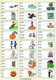 Irregular verbs infographic part 1 web English Grammar Pdf, English Verbs, Teaching English, English Games, Geometry Vocabulary, Grammar And Vocabulary, English Vocabulary, Grammar Games, Learn English Words