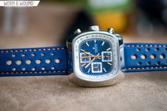 It's always fun to see a brand mature over time, finding a unique voice and direction as they go. Over the last two years we've seen four models from Straton Watch Co., each progressively refining their '70s-era automotive chronograph theme and gaining more character. Their newest watch, the Speciale, is by far their most daring, … Continue reading Straton Speciale Chronograph Review Best Affordable Watches, Bulova, Continue Reading, Chronograph, Quartz, Models, Luxury, Unique, Fun
