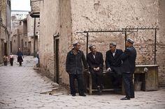 Kashgar, Xinjiang.