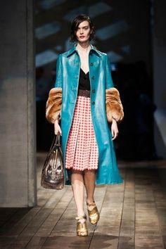 Prada fait son cinéma à la Fashion Week de Milan