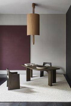 Table Furniture, Modern Furniture, Furniture Design, Office Interior Design, Interior Styling, Furniture Collection, Apartment Living, Decoration, Architecture