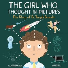 A delightful, uplifting, must-have children's book about one of the most amazing minds! - https://geekclubbooks.com/2017/09/temple-grandin-girl-who-thought-in-pictures/?utm_campaign=coschedule&utm_source=pinterest&utm_medium=Geek%20Club%20Books&utm_content=Can%20You%20Guess%20Who%27s%20The%20Girl%20Who%20Thought%20in%20Pictures%3F