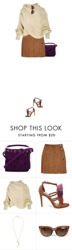 """Unbenannt #733"" by bexmuc ❤ liked on Polyvore featuring Yves Saint Laurent, Steve Madden, Tory Burch, YSL, suede, SteveMadden, brunch and yvessaintlaurent"