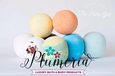 Welcome my #bombshells !! The choice to become a #PlumeriaBath consultant was simple- the values they have along with the fabulous products they offer! Made by hand in Grand Island, NY, Plumeria has figured out a way to create beautiful and luxurious products for people who not only care about what touches their skin but also how the products are created! Thanks for following me on my journey into bath bliss!