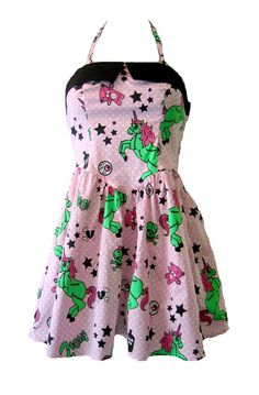 Hell Bunny I Heart Zombie Dress | Gothic Clothing | Emo clothing | Alternative clothing | Punk clothing - Chaotic Clothing