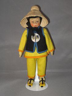 Lenci Chinese Boy