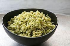 Mexican Green Rice — Punchfork