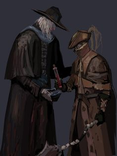 Bloodborne art