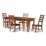 Castlegate Piece Dining Set American Furniture