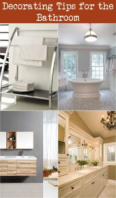 Decorating Tips for the Bathroom Decor, Decorating Tips, Bathroom Colors, Restroom Colors, Bathroom Decor, Bathrooms Remodel, Remodel, Beach Theme Bathroom, Bathroom Design