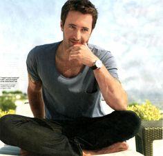 Alex O'Loughlin, my future husband..