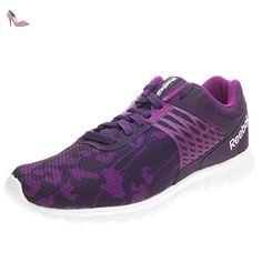 Femme Violet Chaussures Reebok Sublite Escape 3.0 Her M49940