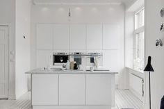 alvhem white and marble minimalist kitchen