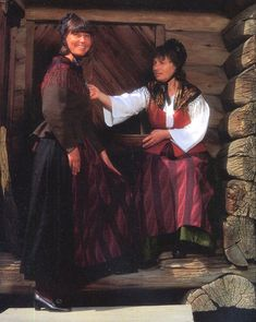 Hello all, Today I will try to cover all of Norway. Norway has many beautiful costumes, and the folk costume culture is alive and we. Norwegian Clothing, Beautiful Costumes, Folk Costume, Norway, Folk Art, Scandinavian, Saree, Culture, Embroidery