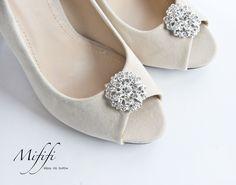 Okrągłe Biżuteryjne Ozdoby -klipsy do butów Mififi - Mififi-klipsy-do-butow - Klipsy do butów