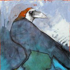 Muninn, by Rebecca Haines