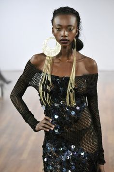 Ioannis Dimitrousis Knit Dress, Black Gold, Knitwear, Dresses, Vestidos, Mesh Dress, Tricot, Knits, Dress