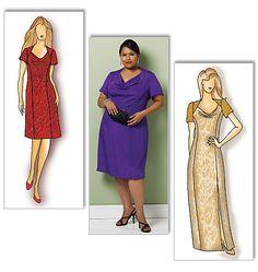 Butterick Misses/Women's Dress