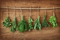 When cooking with herbs, always garnish the dish with a fresh sprig of whatever you have used to flavor it. This lets your guests know what they are tasting and makes for a beautiful display! #CampoViejo