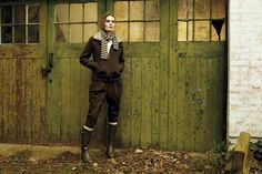 Aigle Boots -- 'To the Eagle!'