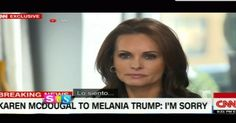 Conejita Playboy Que Sostuvo Romance Con Donald Trump, Le Pide Disculpas A Melania