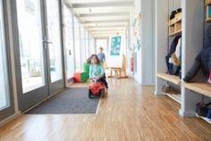 Module für Kindergärten: Zweithaus aus Hamburg baut zum Beispiel Anbauten für Kita-Räumlichkeiten, die zu klein geworden sind für den wachsenden Bedarf.