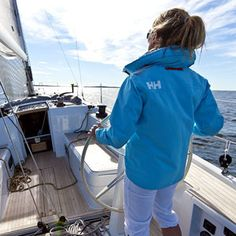 Coastal Cruising - Helly Hansen Sailing Collection #hellyhansen #sailing
