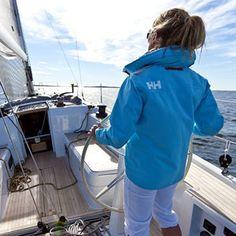 Coastal Cruising  - Helly Hansen Sailing Collection #hellyhansen #sailing