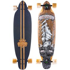 The Landyachtz Malahat, Deck Only