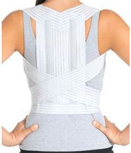 a9846c065d7ca OrthoLife Posture Brace with Stays. Posture SupportPosture Correction CorrectorBack ...