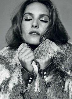 Josephine De La Baume For LExpress Styles France