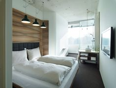 Hotel Daniel in Vienna, by Atelier Heiss Architects